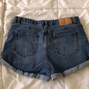 Papaya Shorts - Denim shorts